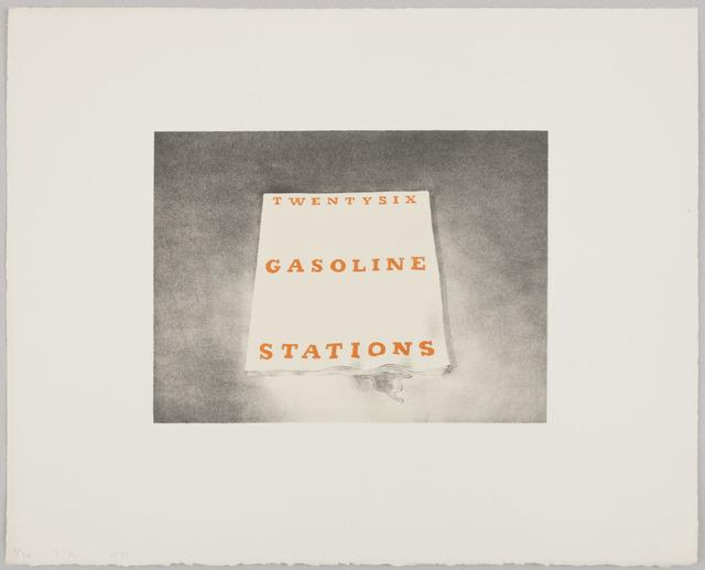 , 'Twentysix Gasoline Stations,' 1970, Gagosian