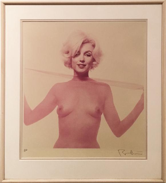 Bert Stern, 'Marilyn Monroe, The Last Sitting ', 1978, Hal Bromm