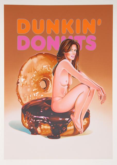 Mel Ramos, 'Dunkin' Donuts', 2006, RoGallery