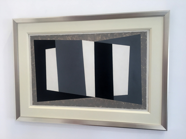, 'Grays - Black - White,' 1947, 203 Fine Art