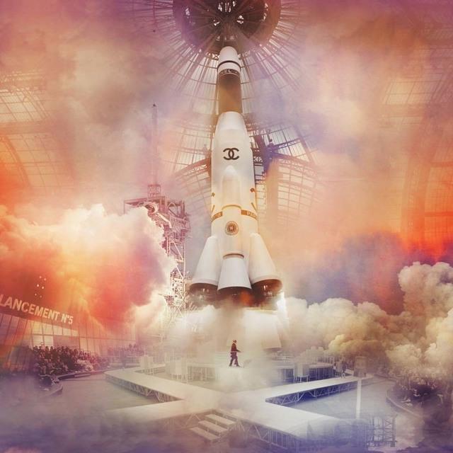 , 'Chanel Ultra Rocket, Fall/Winter 2017, Le Grand Palais, Paris,' , Rosenbaum Contemporary