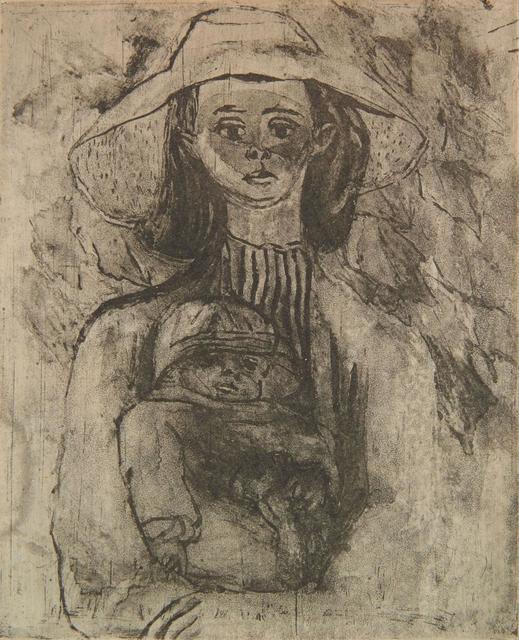 , 'August,' 1940, Resource Art