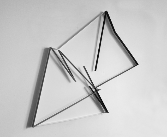 Manfred Mohr, 'P-522/H', 1997, bitforms gallery