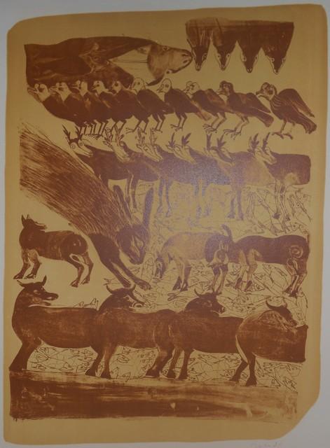 , 'Animales,' ca. 1970, Stern Fine Art