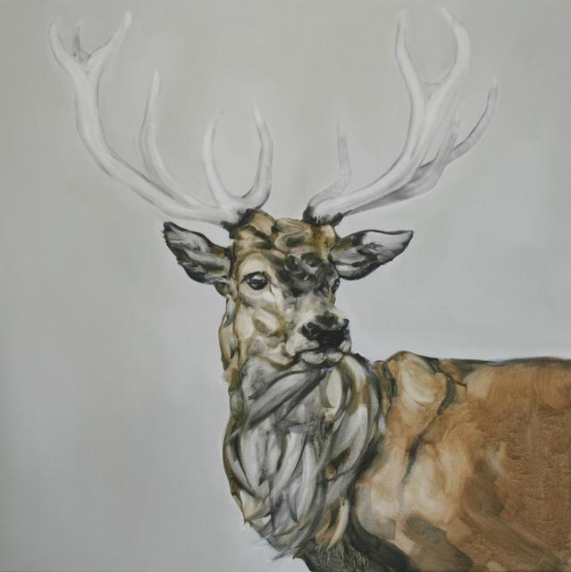 , 'Red Deer,' 2017, Sarah Wiseman Gallery