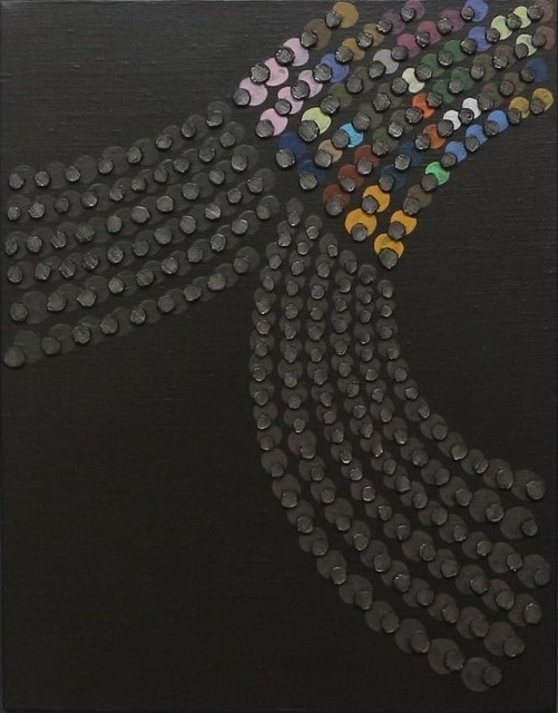 , 'Feeling-The Spring Road,' 2016, Art Sohyang