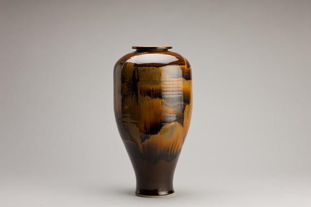 Brother Thomas Bezanson, 'Vase, northern celadon with iron glaze', n/a, Pucker Gallery