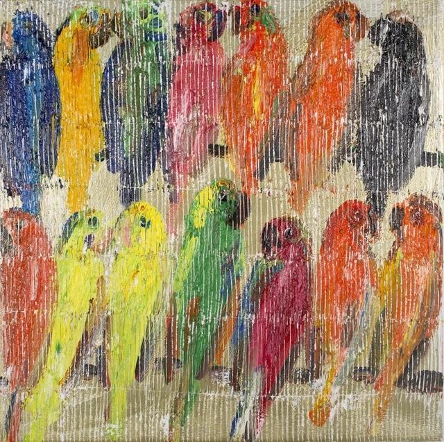 , 'Lories (CHL2023),' 2014, Galerie de Bellefeuille