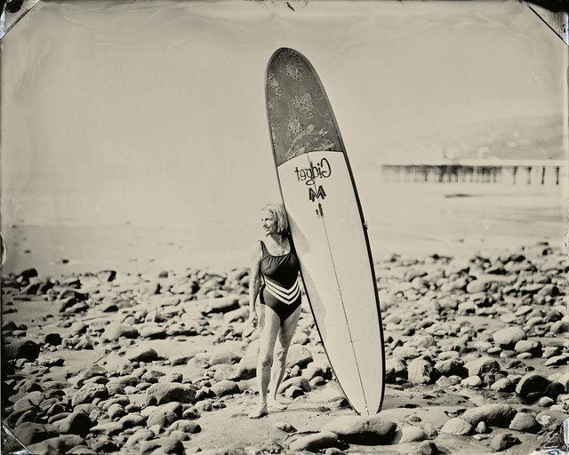 , '10.02.08 #3, Kathy (Gidget), (Malibu, CA),' 2010, Von Lintel Gallery