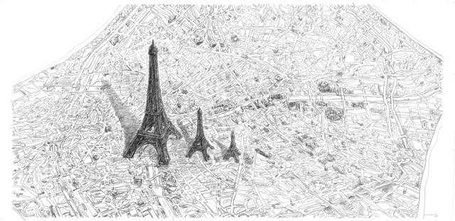 , 'Paris needs to reboot!,' 2004-2018, SARIEV Contemporary