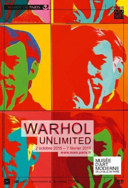 Andy Warhol, 'Warhol Unlimited', 2015, Ephemera or Merchandise, Silkscreen on thin linen canvas backing. Unframed., Alpha 137 Gallery