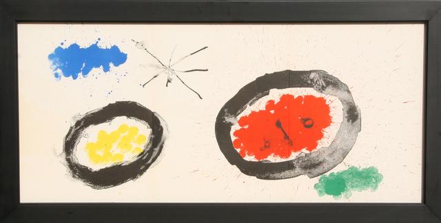 Joan Miró, 'Untitled from Derrière le Miroir ', 1961, RoGallery