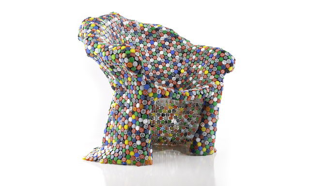 , 'Capped Out Chair,' 2012, Industry Gallery