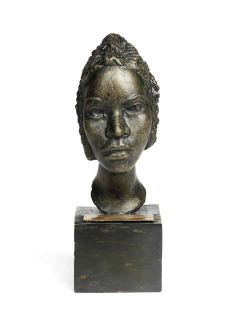 , 'Bust of Remi,' 1977, TAFETA