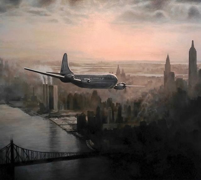 , 'Boeing 1949,' 2017, Lora Schlesinger Gallery
