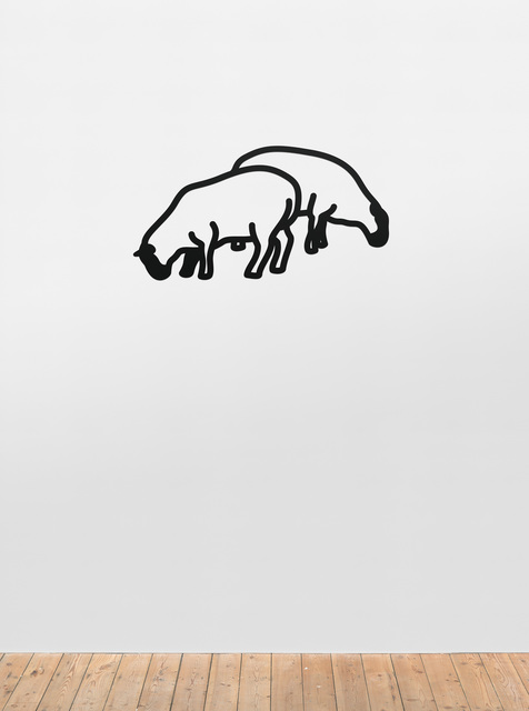 , 'Sheep 1.,' 2015, Cristea Roberts Gallery