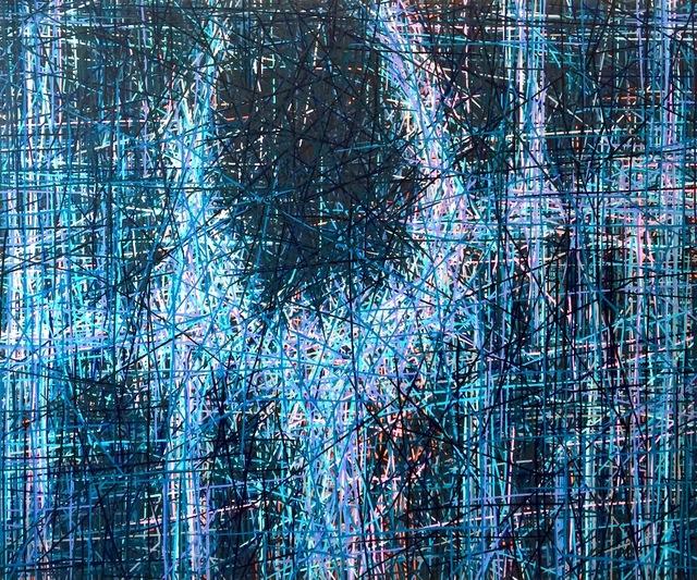 , 'A Crowning Solitude Breaks Before the Dawn,' 2018, George Billis Gallery