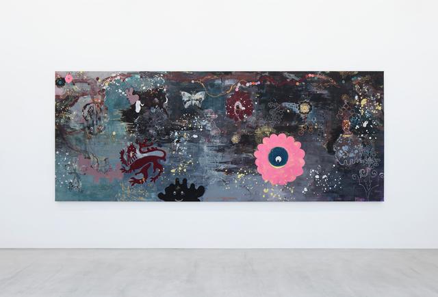 , 'Troisième Grand traité d'héraldique,' 2016, Galerie Christophe Gaillard