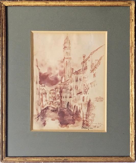 Chaim Gross, 'Venice, Italia', 1949, Alpha 137 Gallery