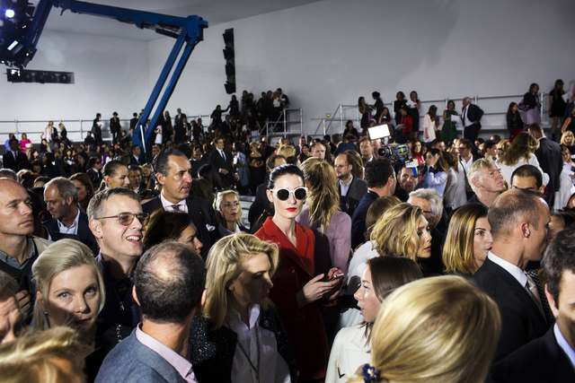 , 'Dior No. 2 (After the Show),' 2016, Spalding Nix Fine Art