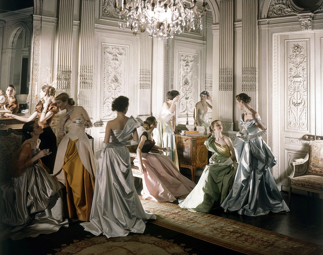 , 'Charles James Dresses, New York,' 1948, Staley-Wise Gallery