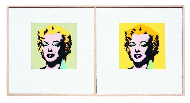 , 'Andy Warhol, 'Marilyn Diptych',' 1962, 1973, 2001, Museo Jumex