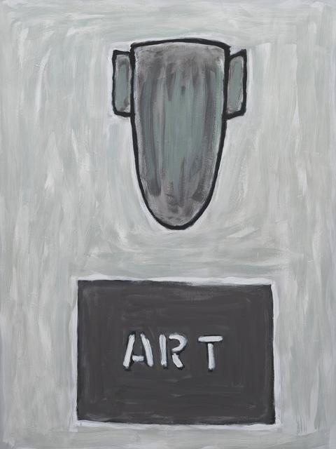, 'o.T. (ART),' 1999, Ruttkowski;68