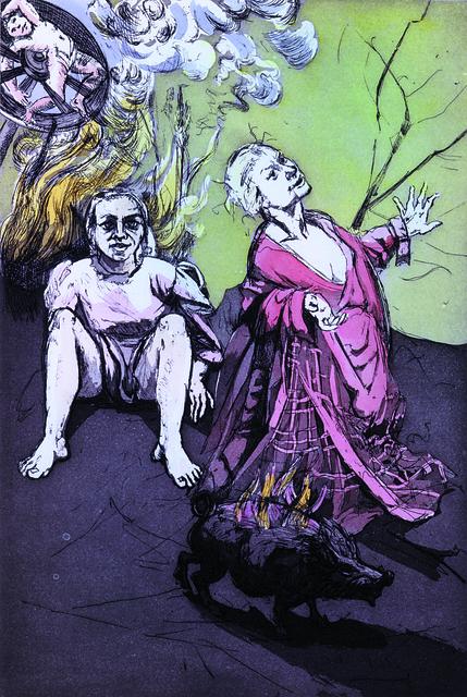, 'The Children's Crusade - Ecstasy,' 1996-1998, Marlborough London