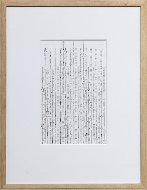 , 'Untitled, April 9, 2004,' 2004, Anglim Gilbert Gallery