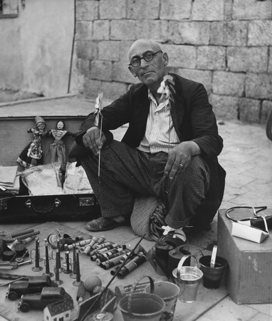 Robert Capa, 'Israel, Arnin Ronai', 1948-1950, Il Ponte