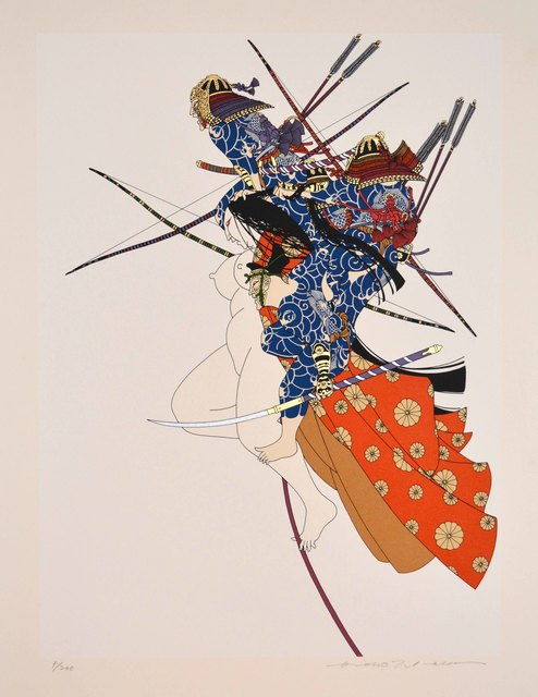 , 'Taira Clan at the Dan-no-Ura Battle,' 1985 -1999, Ronin Gallery