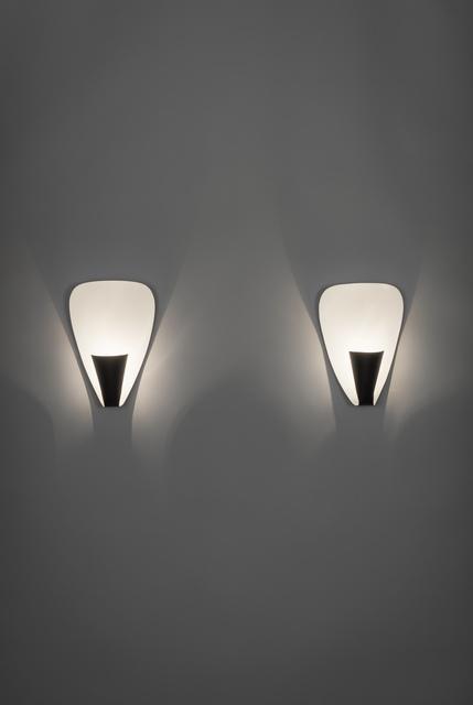 , 'Pair of sconces B206,' 1952, Galerie Pascal Cuisinier