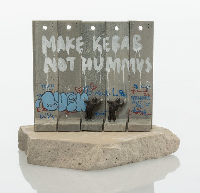 Banksy, 'Souvenir Wall Section', 2018, Heritage Auctions