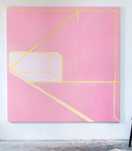 , 'PinkScape,' 2016, SILAS VON MORISSE gallery