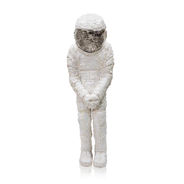 , 'Praying Astronaut,' 2017, Jason Jacques Gallery