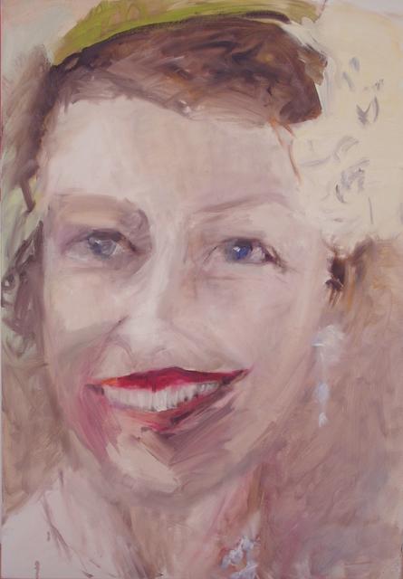 """, '""""Young Queen"""",' 2018, Krokin Gallery"""