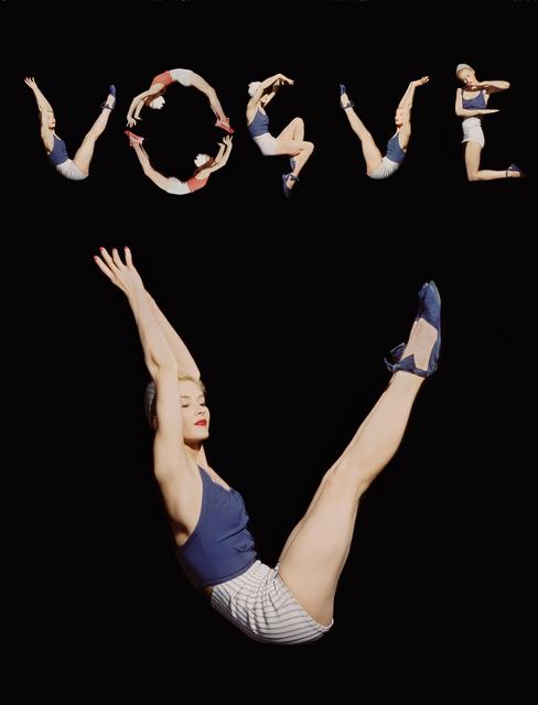 , 'Lisa Fonssagrives -Penn, Vogue Published June 1, 1940,' 1940, Holden Luntz Gallery
