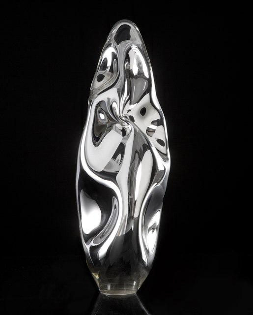 ", '""Dented"" sculpture,' 2011, R & Company"