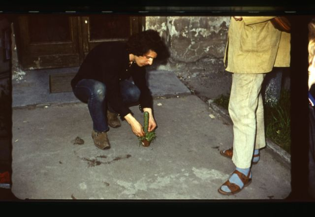 , 'Performance at Repassage Gallery, Warsaw,' 1972, Monopol Gallery