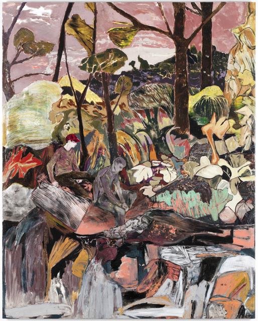 , 'Strange company,' 2013, Galerie Peter Kilchmann