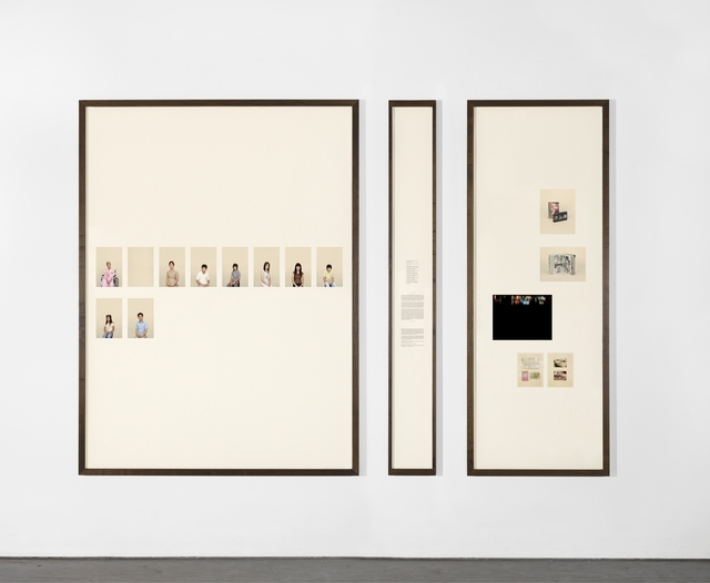 , 'CHAPTER V, A Living Man Declared Dead and Other Chapters I–XVIII,' 2011, Gagosian