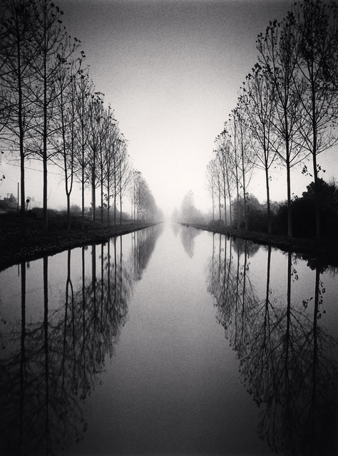 , 'French Canal Study 2, TYBW, Loir-et-Cher, France,' 1993, A Gallery for Fine Photography