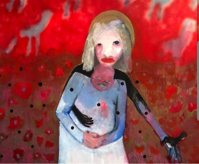 Sally Bourke, 'Messenger', 2019, Martin Browne Contemporary