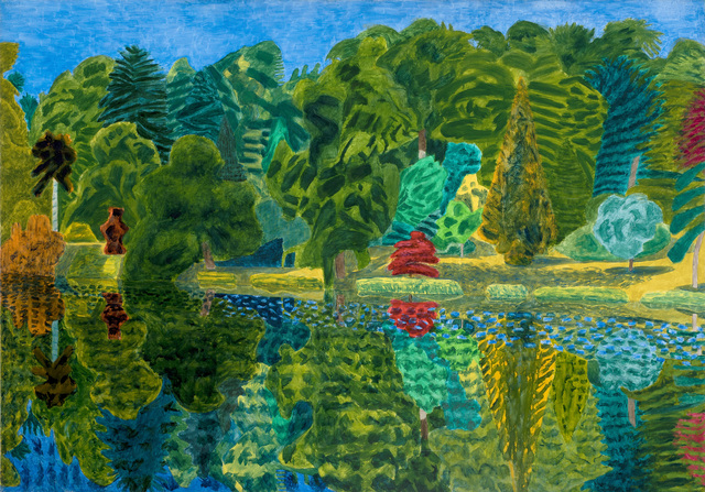 , 'Stourhead, 29th June,' 1993, Frestonian Gallery