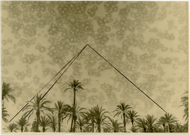 , 'The Pyramids And Palm Trees Test (Come As You Are),' 2017, GALLERY FIFTY ONE