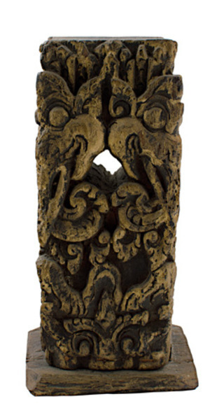 Unknown Artist, 'Decorative Base - Indonesian', ca. 1900, David Barnett Gallery