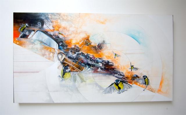 , 'Human Nature,' 2015, Mirus Gallery