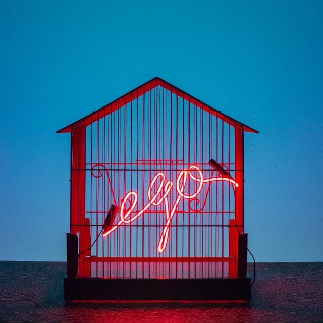 , 'Ego,' 2018, Timothy Yarger Fine Art