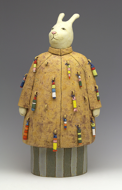 , 'Buoy,' 2017, Hanson Howard Gallery