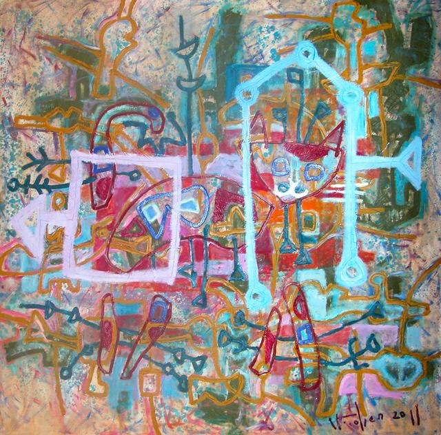 , 'Cat 猫,' 2011, Galerie Dumonteil